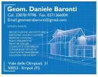 Logo - Geometra Daniele Baronti