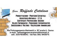 Logo - STUDIO DI CONSULENZA TECNICA DEL GEOMETRA CATALANO RAFFAELE