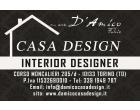 Logo - D'Amico Casa Design