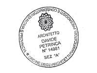 Logo - ARCHITETTO DAVIDE PETRINCA