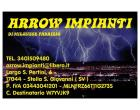 Logo - ARROW IMPIANTI
