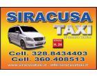 Logo - Siracusa Taxi di Sandro Rubino