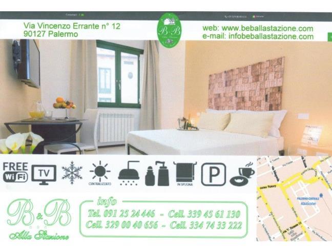 Anteprima foto 4 - Affitto Camera Doppia in Appartamento da Privato a Palermo - Centro Storico
