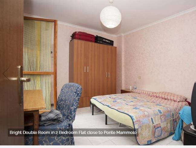 Anteprima foto 1 - Affitto Camera Singola in Appartamento da Privato a Roma - Colli dell'Aniene