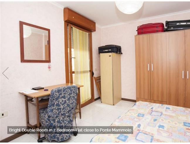 Anteprima foto 4 - Affitto Camera Singola in Appartamento da Privato a Roma - Colli dell'Aniene