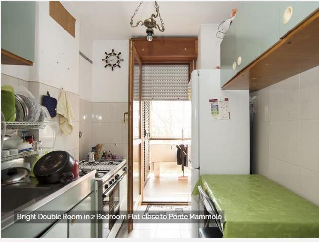 Anteprima foto 8 - Affitto Camera Singola in Appartamento da Privato a Roma - Colli dell'Aniene