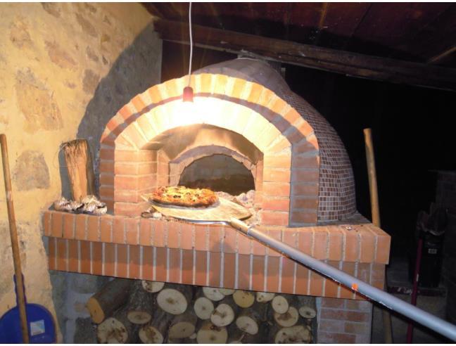 Casa parco del pollino con forno a legna e barbecue casa - Forno a legna in casa ...