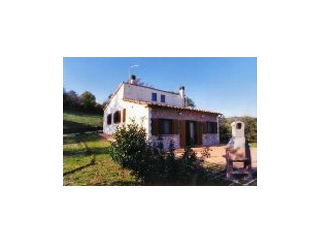 Anteprima foto 1 - Affitto Rustico/Casale Vacanze da Privato a Scansano (Grosseto)
