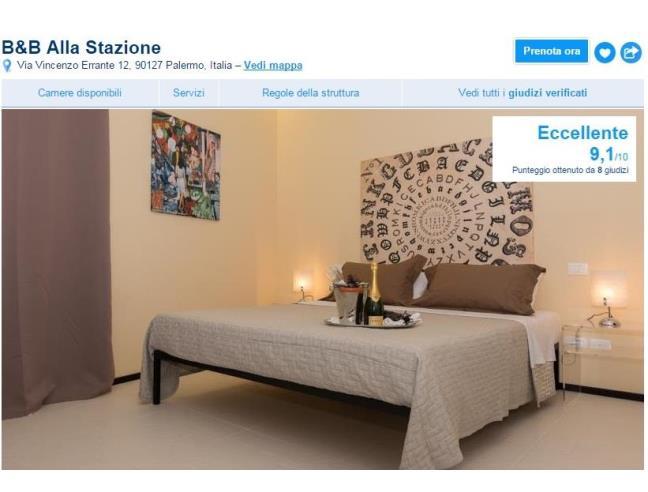 Anteprima foto 5 - Affitto Stanza Doppia in Appartamento da Privato a Palermo - Centro Storico
