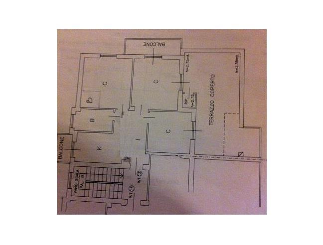 Anteprima foto 2 - Affitto Stanza Posto letto in Attico da Privato a Roma - Portuense