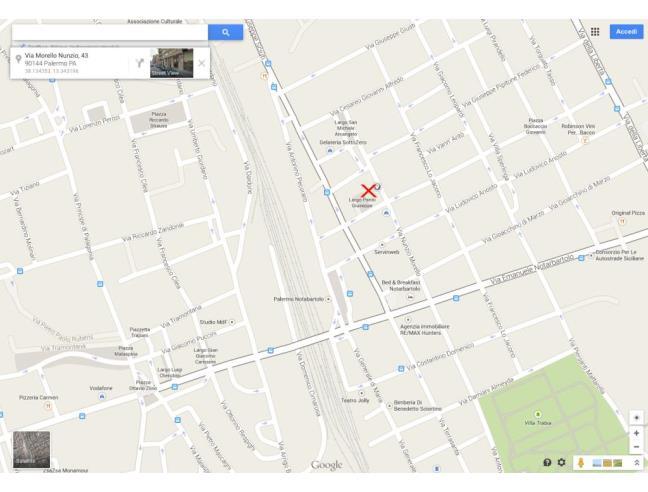 Anteprima foto 2 - Affitto Stanza Singola in Appartamento da Privato a Palermo - Notarbartolo