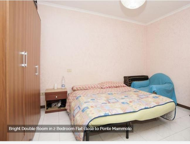 Anteprima foto 2 - Affitto Stanza Singola in Appartamento da Privato a Roma - Colli dell'Aniene