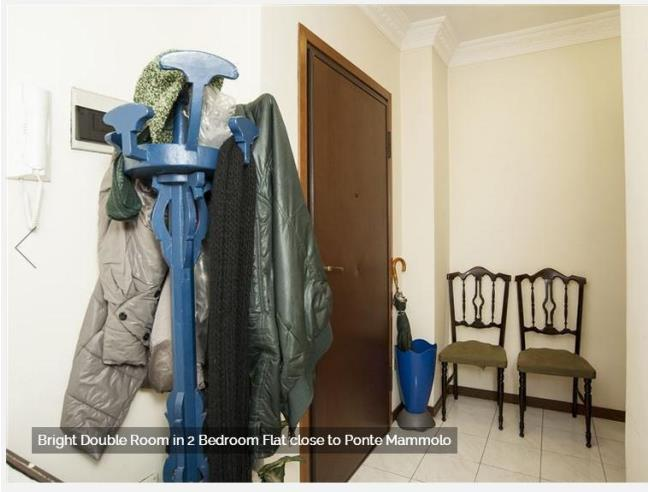 Anteprima foto 5 - Affitto Stanza Singola in Appartamento da Privato a Roma - Colli dell'Aniene
