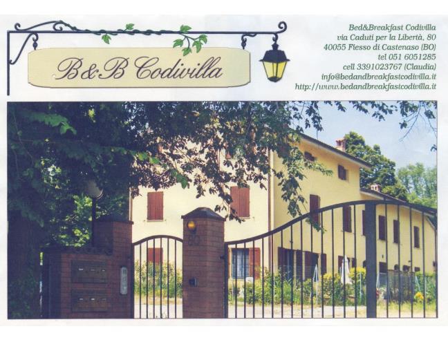 Anteprima foto 1 - Affitto Stanza Singola in Rustico/Casale da Privato a Castenaso - Fiesso