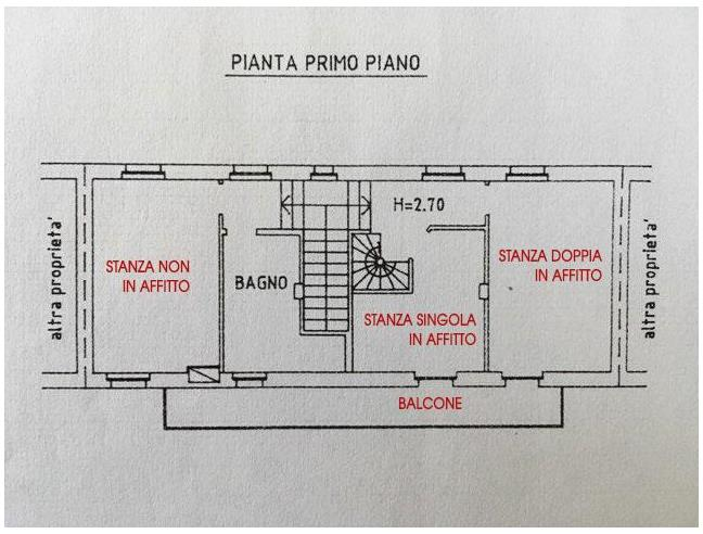 Anteprima foto 3 - Affitto Stanza Singola in Villa da Privato a Caronno Pertusella (Varese)