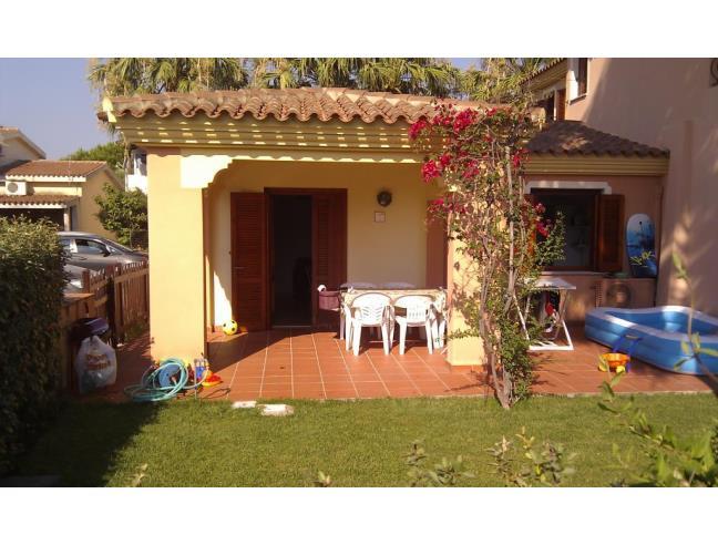 Villetta a schiera con giardino privato casa vacanza a for Immagini di villette con giardino