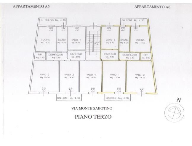Anteprima foto 7 - Appartamento in Vendita a Cagliari (Cagliari)