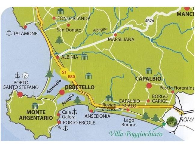 Appartamenti Mare Lazio