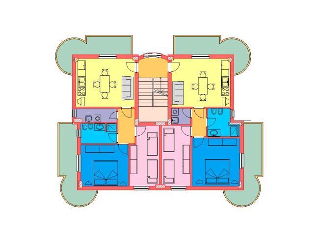Anteprima foto 3 - Appartamento in Vendita a Cariati (Cosenza)