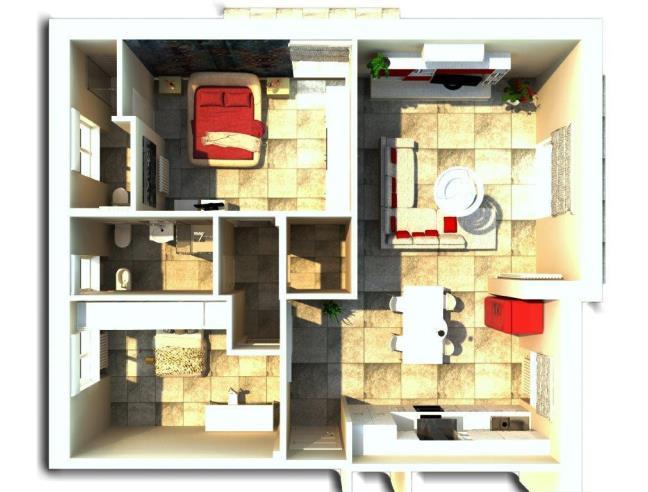 Anteprima foto 1 - Appartamento in Vendita a Cossato (Biella)