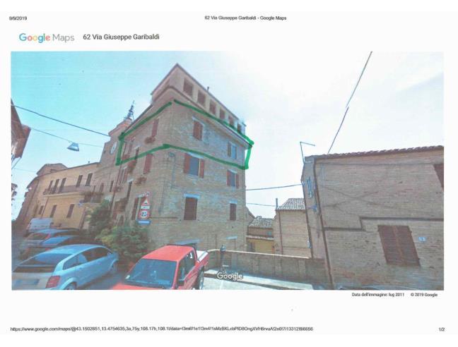 Anteprima foto 1 - Appartamento in Vendita a Massa Fermana (Fermo)