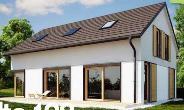 Casa sostenibile ad alto valore aggiunto case nuove for Nuove case coloniali in inghilterra