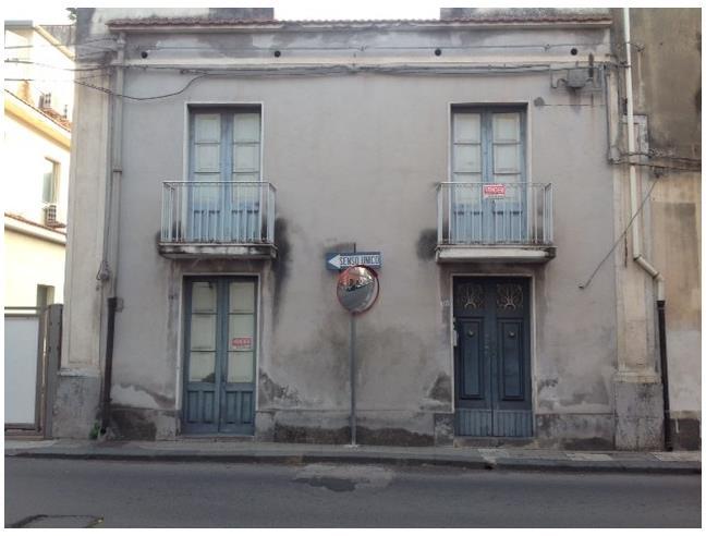 Anteprima foto 1 - Casa indipendente in Vendita a Giarre (Catania)
