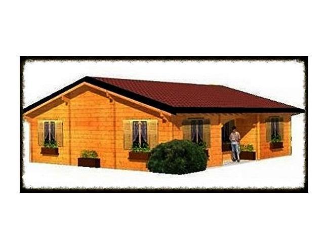 Case di legno prefabbricati di legno 100mq vendita casa for Prefabbricati di legno