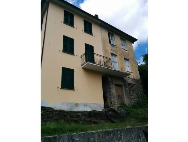 Anteprima foto 2 - Casa indipendente in Vendita a Tribogna - Aveno