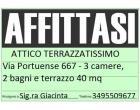 Foto - Affitto Camera Posto letto in Attico da Privato a Roma - Portuense