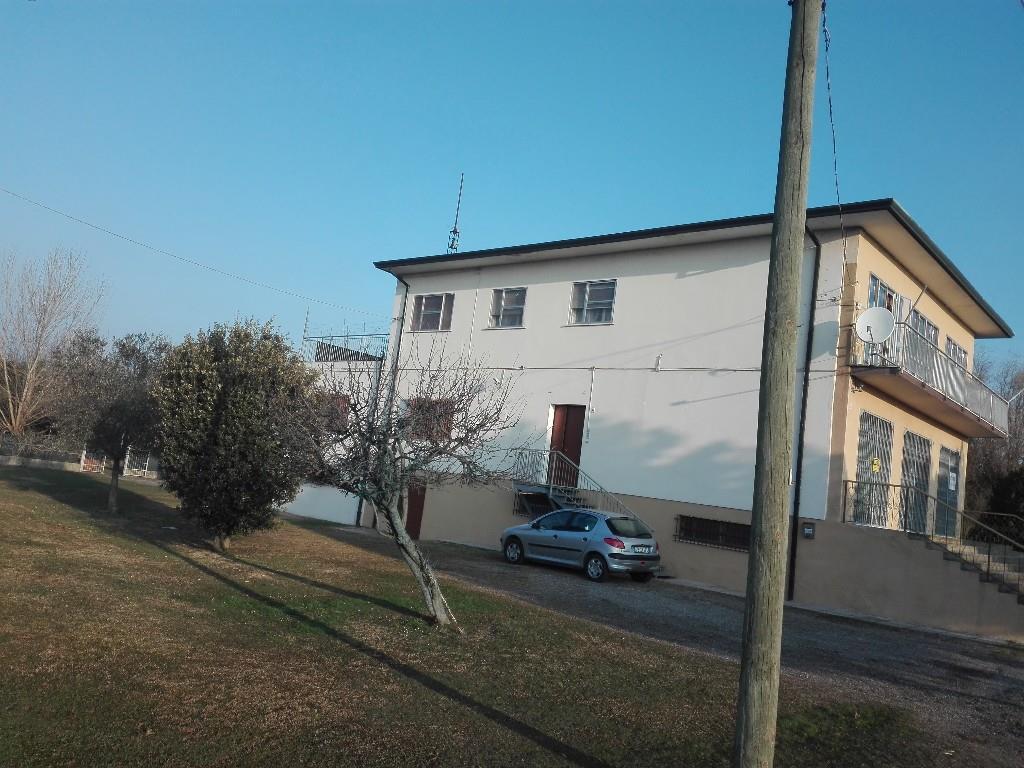 Stabile con negozio magazzino e appartamento vendita for Negozio di metallo con appartamento