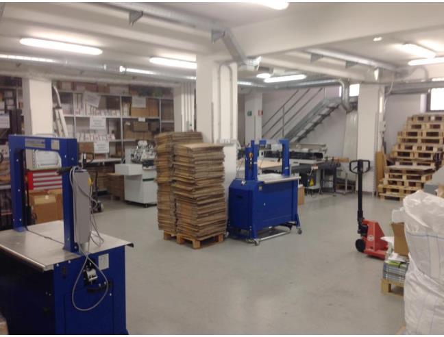 Anteprima foto 5 - Laboratorio in Vendita a Roma - Torrevecchia