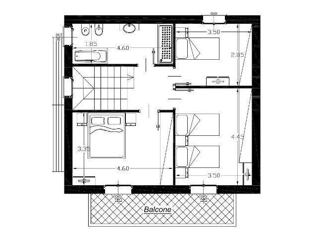Villa con vista colline oltrep pavese case nuove for Nuove case da 1 piano