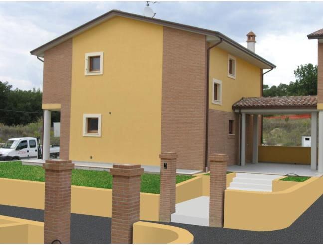 Anteprima foto 3 - Nuove Costruzioni Vendita diretta da Costruttore a Marsciano (Perugia)