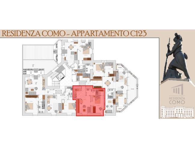 Anteprima foto 3 - Nuove Costruzioni Vendita diretta da Costruttore a Roma - Bologna