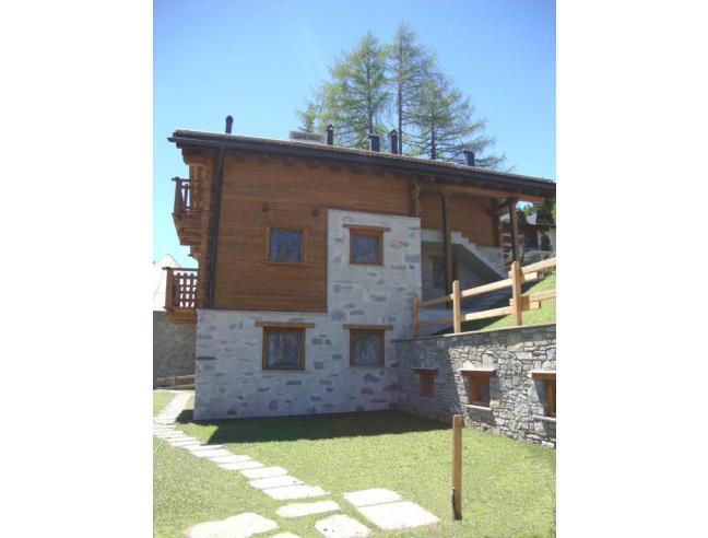 Anteprima foto 3 - Nuove Costruzioni Vendita diretta da Costruttore a Valdidentro - Amoga
