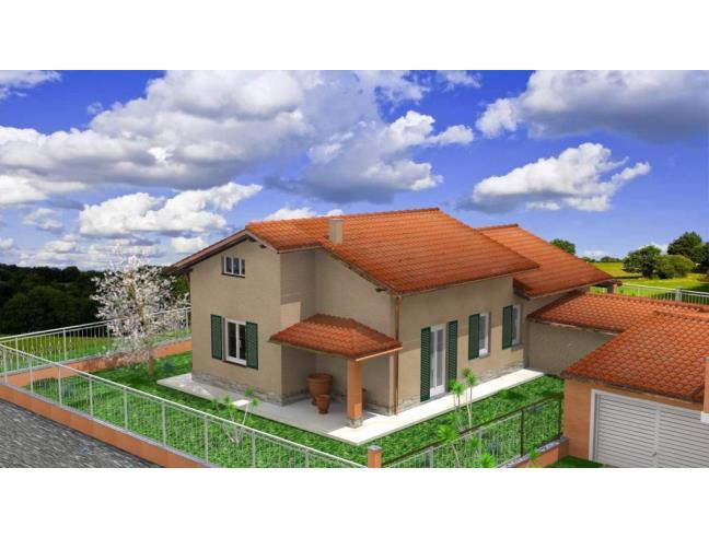 Villa singola su unico piano case nuove costruzioni a for Nuove case da 1 piano