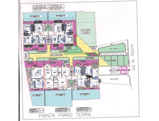 Anteprima foto 1 - Nuove Costruzioni Vendita diretta da Impresa a Bellona (Caserta)
