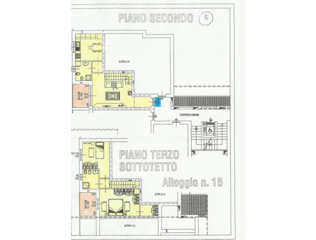Anteprima foto 5 - Nuove Costruzioni Vendita diretta da Impresa a Lesmo (Monza e Brianza)