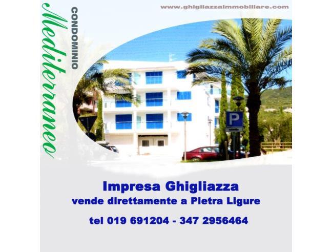 Anteprima foto 1 - Nuove Costruzioni Vendita diretta da Impresa a Pietra Ligure (Savona)