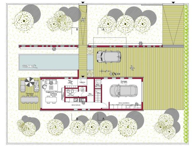 Anteprima foto 2 - Nuove Costruzioni Vendita diretta . No Agenzia a Baricella (Bologna)