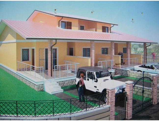 Anteprima foto 1 - Nuove Costruzioni Vendita diretta . No Agenzia a Colonna (Roma)