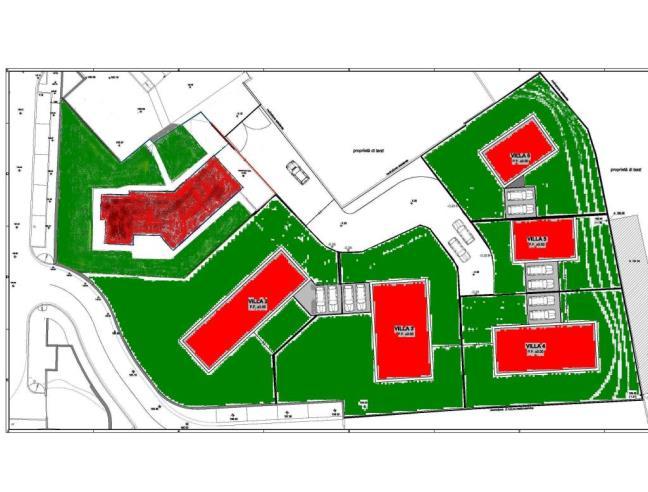 Anteprima foto 6 - Nuove Costruzioni Vendita diretta . No Agenzia a Lesmo (Monza e Brianza)