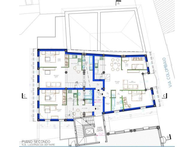Anteprima foto 3 - Nuove Costruzioni Vendita diretta . No Agenzia a Porlezza (Como)