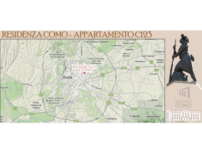 Anteprima foto 2 - Nuove Costruzioni Vendita diretta . No Agenzia a Roma - Bologna