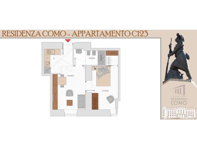 Anteprima foto 4 - Nuove Costruzioni Vendita diretta . No Agenzia a Roma - Bologna
