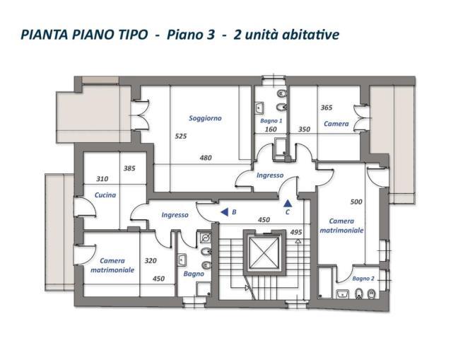Nuova palazzina di 12 appartamenti da 45 a 120 mq case for Case in vendita torino santa rita