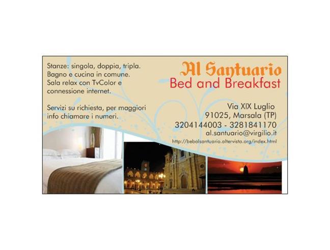 Anteprima foto 1 - Offerte Vacanze Bed & Breakfast a Marsala (Trapani)