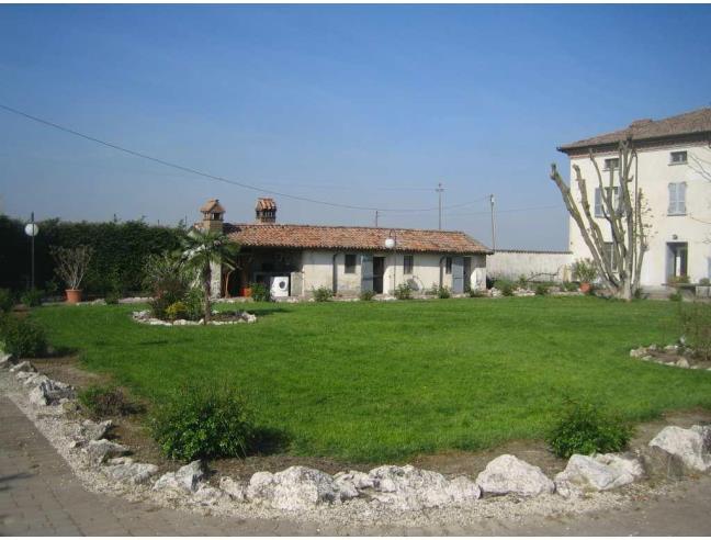 Casa di lusso zona caorso nella pianura piacentina for Piani di casa di lusso rustico