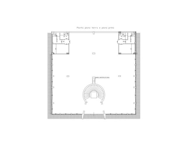 Anteprima foto 4 - Stabile/Palazzo in Vendita a Avola (Siracusa)